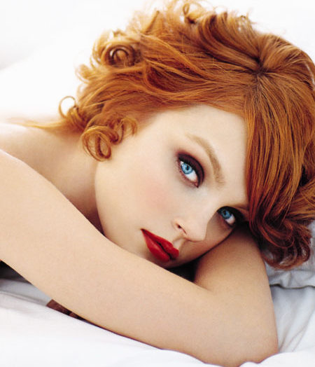 Wedding Makeup Ideas For Redheads : The Fab-Bride Series: Bridal Makeup Inspiration The ...